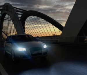 Šviesos automobiliams